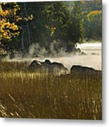 Eagle Lake Sunrise Metal Print