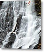 Eagle River Falls Metal Print
