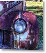 Early 1950s Automobile 1 Metal Print