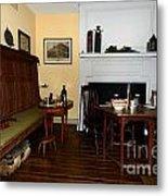 Early American Dining Room Metal Print