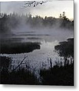 Early Day Metal Print