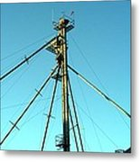 Early Directions Metal Print