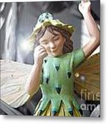 Early Evening Fairy Metal Print