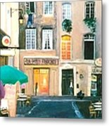 Early Evening In Paris Metal Print