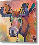 Early Morning Browser Metal Print