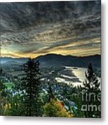 Early Morning From The Abby Metal Print