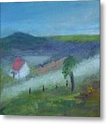 Early Morning In Donegal Metal Print