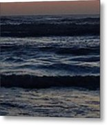 Early Morning Ocean Metal Print