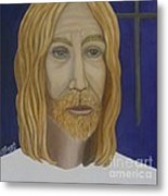Early Perception Of Jesus. Metal Print