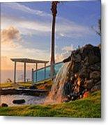 Early To Rise Metal Print