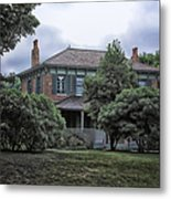 Early Victorian Italianate House Metal Print