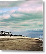 Early Morning Townsends Inlet  Cape May Metal Print