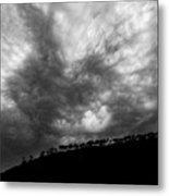 Earth And Sky No.19 Metal Print