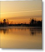 Earth Day Sunrise II Metal Print