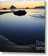 Earth The Blue Planet 4 Metal Print