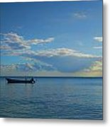 Easing Into The Day Metal Print