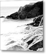East Coast Clash Metal Print