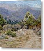East End Terrain Metal Print