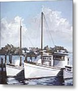 East Hampton Metal Print