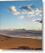 East Hampton Sunrise Metal Print
