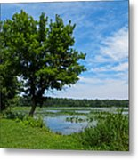 East Harbor State Park - Scenic Overlook 2 Metal Print
