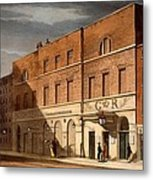 East London Theatre, Formerly The Metal Print