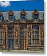 East Pyne Hall Metal Print