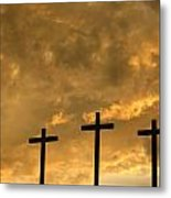 Easter Reminder Metal Print