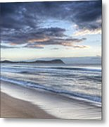 Easter Sunrise Metal Print by Steve Caldwell