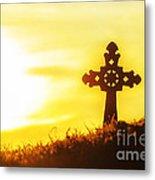 Easter Sunrise  Metal Print