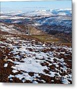 Eastern Cairngorms Metal Print