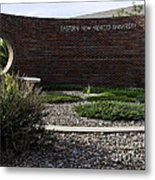 Eastern New Mexico University Metal Print