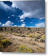 Eastern Sierras 10 Metal Print
