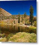 Eastern Sierras 18 Metal Print