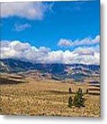 Eastern Sierras 25 Pano Metal Print