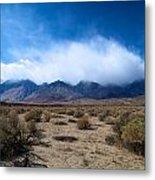 Eastern Sierras 3 Metal Print