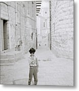 Innocence Of Childhood Metal Print