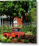 Eckert's Old And New Metal Print