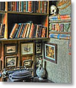 Eclectic Office Metal Print