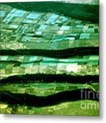 Ecuador Patterns Metal Print