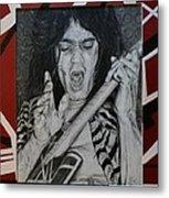Eddie Metal Print