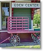 Eden Center Depot 1943 Metal Print
