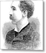 Edgar Vincent (1857-1941) Metal Print