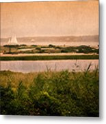 Edgartown Lighthouse Metal Print