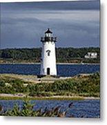 Edgartown Lighthouse Metal Print