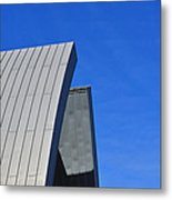 Edge Of Heaven - Architectural Photography By Sharon Cummings Metal Print
