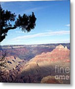 Edge Of Wonderment Metal Print by Janice Sakry
