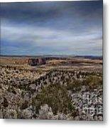 Edges Of The Grand Canyon Metal Print