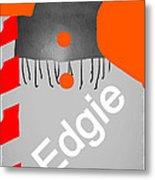 Edgie#3 Metal Print
