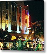 Edison Hotel Film Image Metal Print
